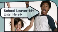 School Leavers 16+ - Enter Here